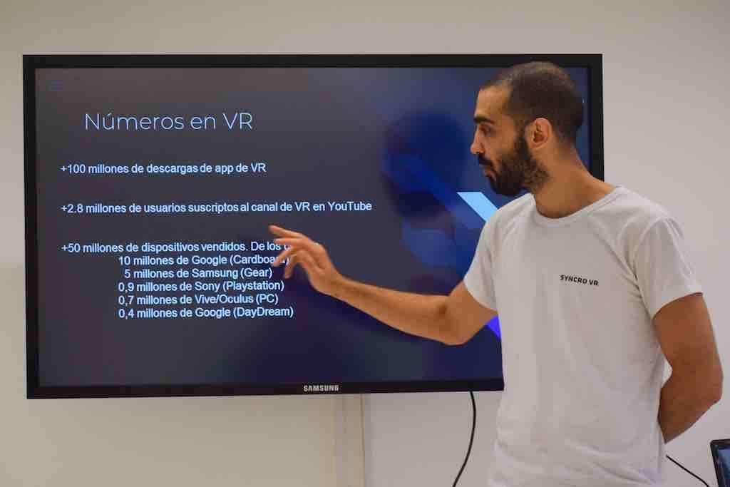 Curso de realidad virtual