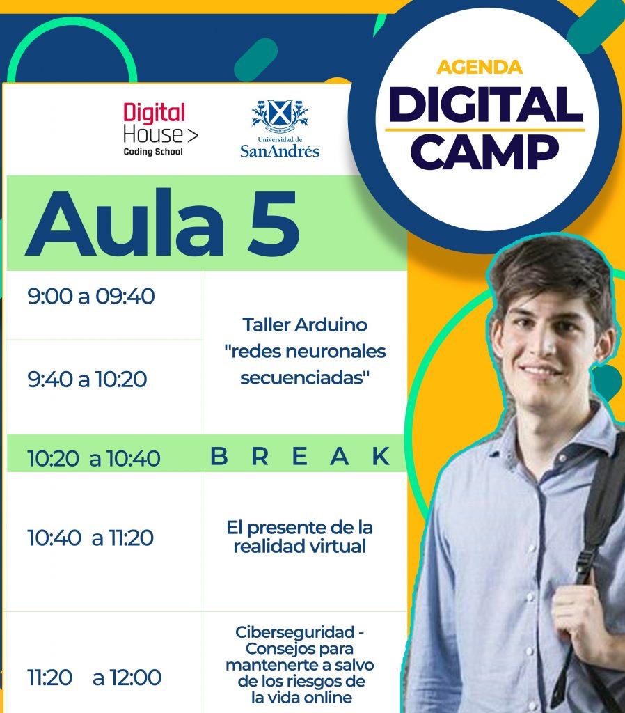 Realidad virtual digital house - virtual reality - curso - charla - taller - workshop realidad virtual