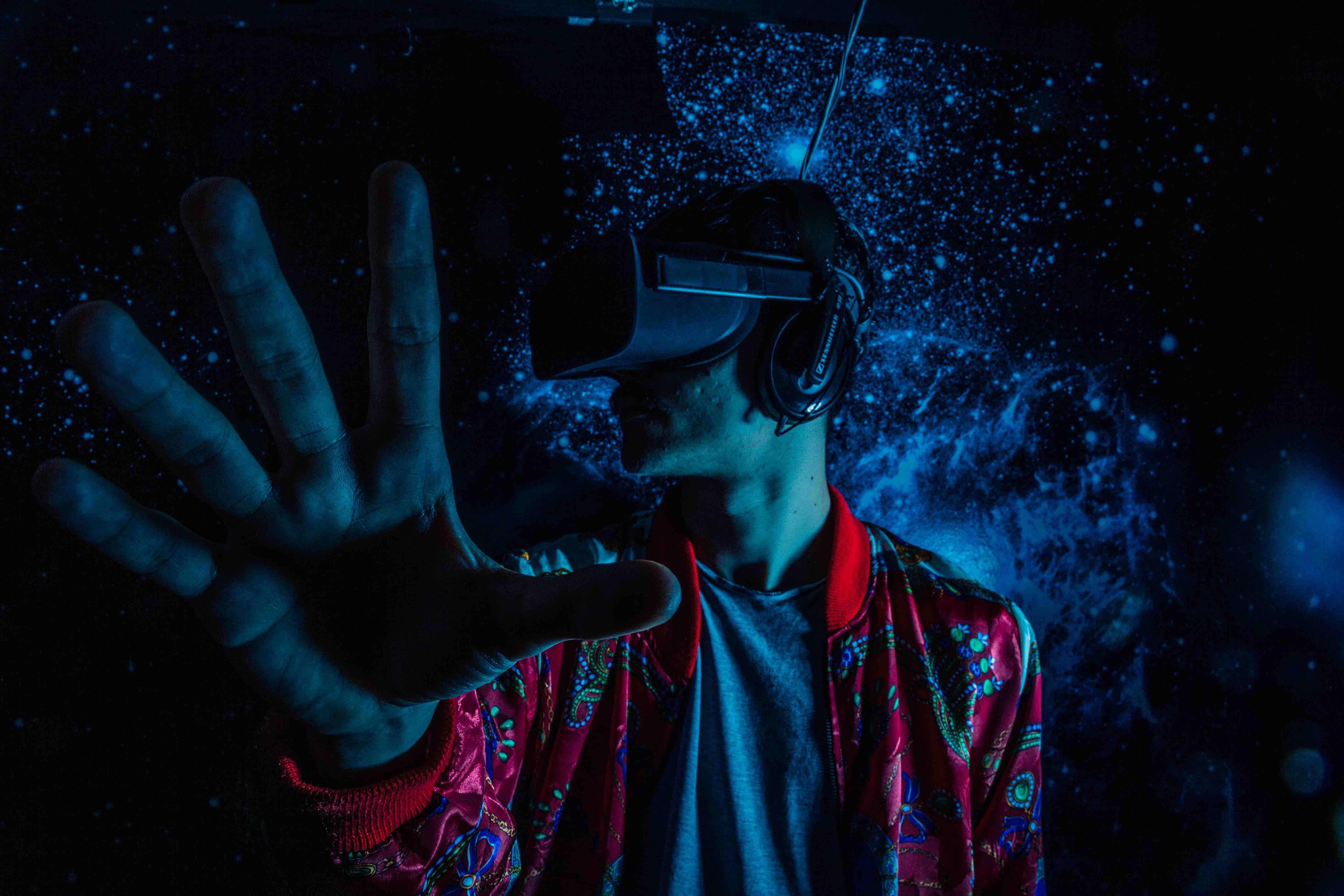 Realidad Virtual en Argentina - Virtual reality - Matias Cardozo - VR - RV - Oculus Rift Argentina