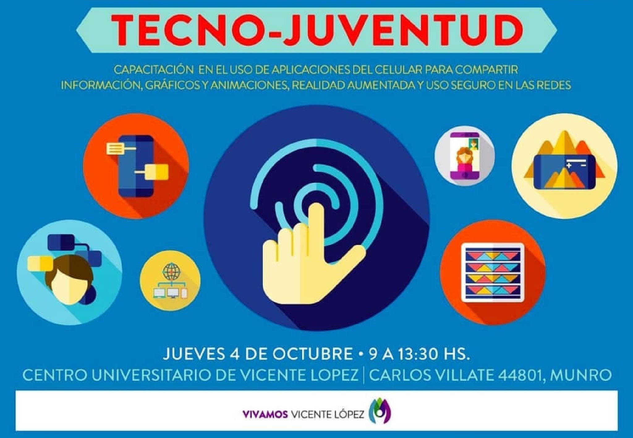 Curso y charla sobre Realidad virtual en Argentina en Vicente López