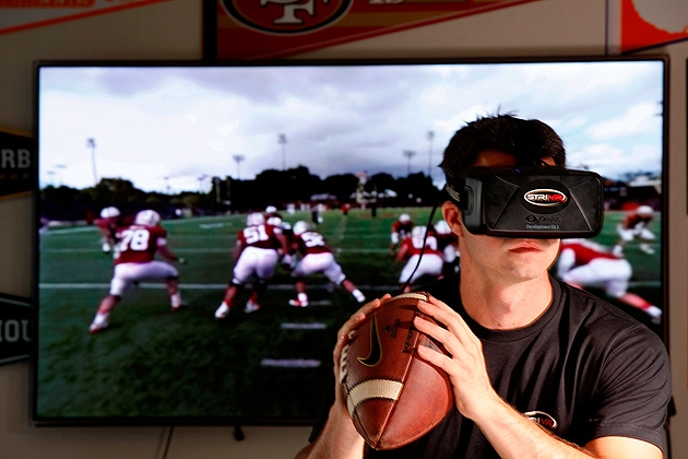 Realidad Virtual y Deporte 9 | Virtual Reality And Sports 9