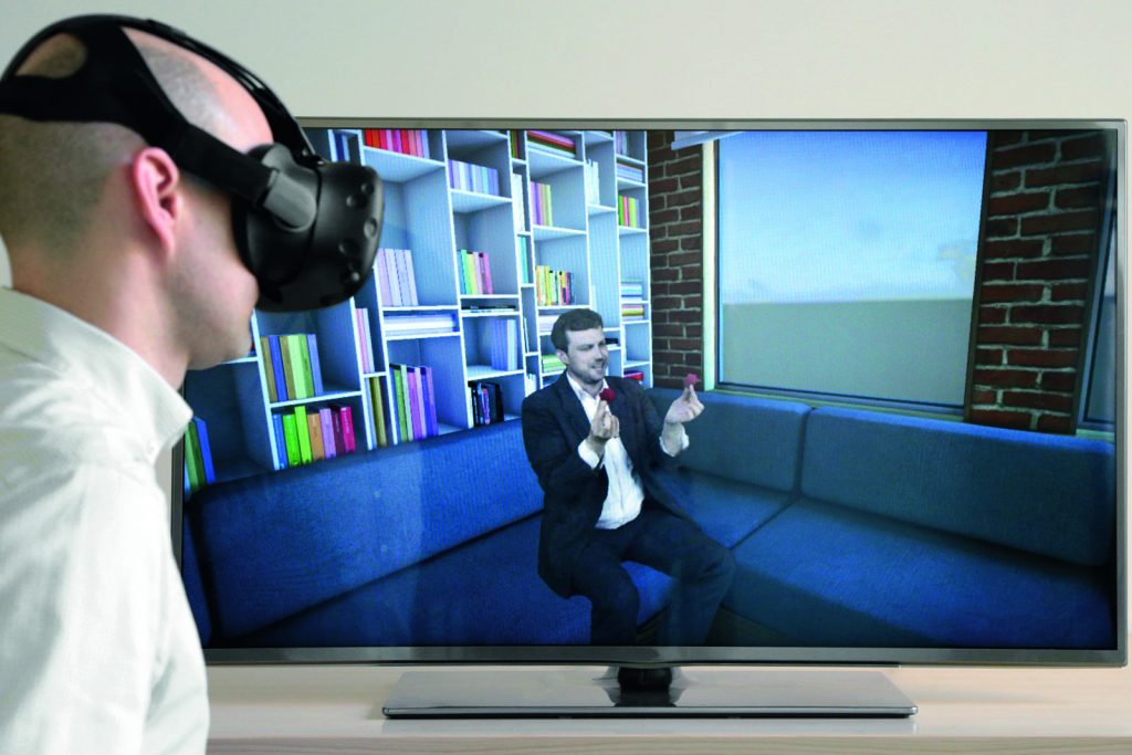 Realidad Virtual y Comunicación 18   Virtual Reality And Comunication 18