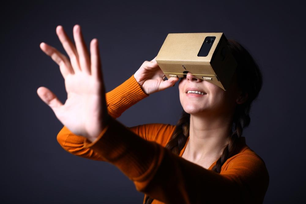 Realidad virtual telecomunicaciones
