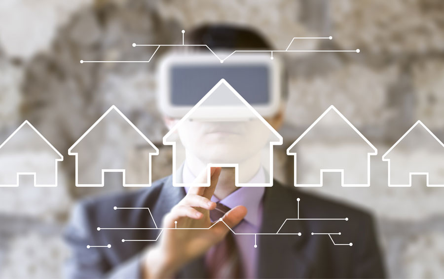 Realidad virtual y real estate