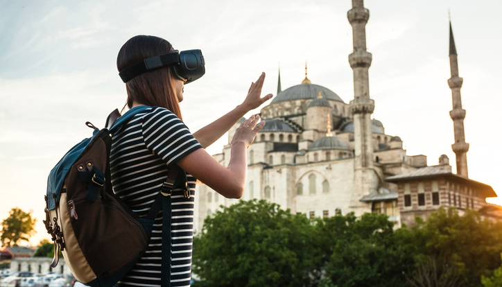 Realidad Virtual Y Turismo 22 | Virtual Reality And Tourism 22