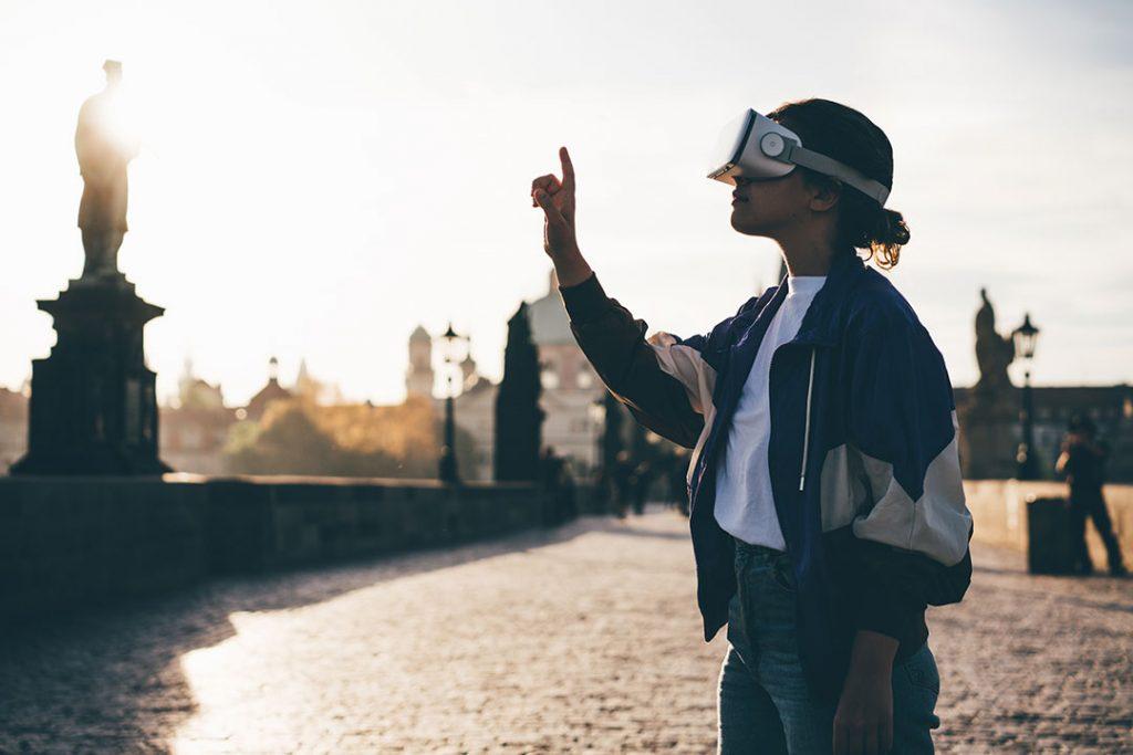 Turismo y realidad virtual