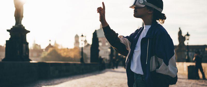 Realidad Virtual Y Turismo 21 | Virtual Reality And Tourism 21