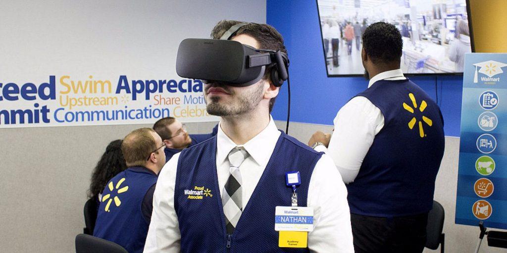Capacitación realidad virtual
