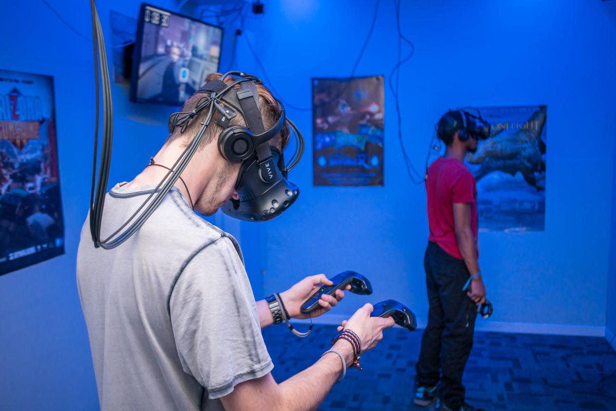 Realidad Virtual Y Entretenimiento 4 | Virtual Reality And Entertainment 4