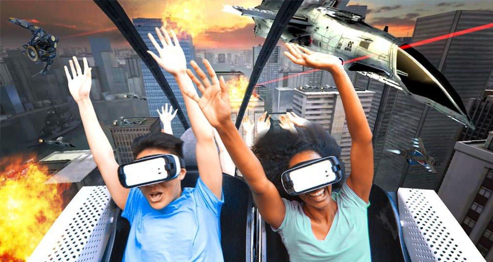 Realidad Virtual Y Entretenimiento 14 | Virtual Reality And Entertainment 14
