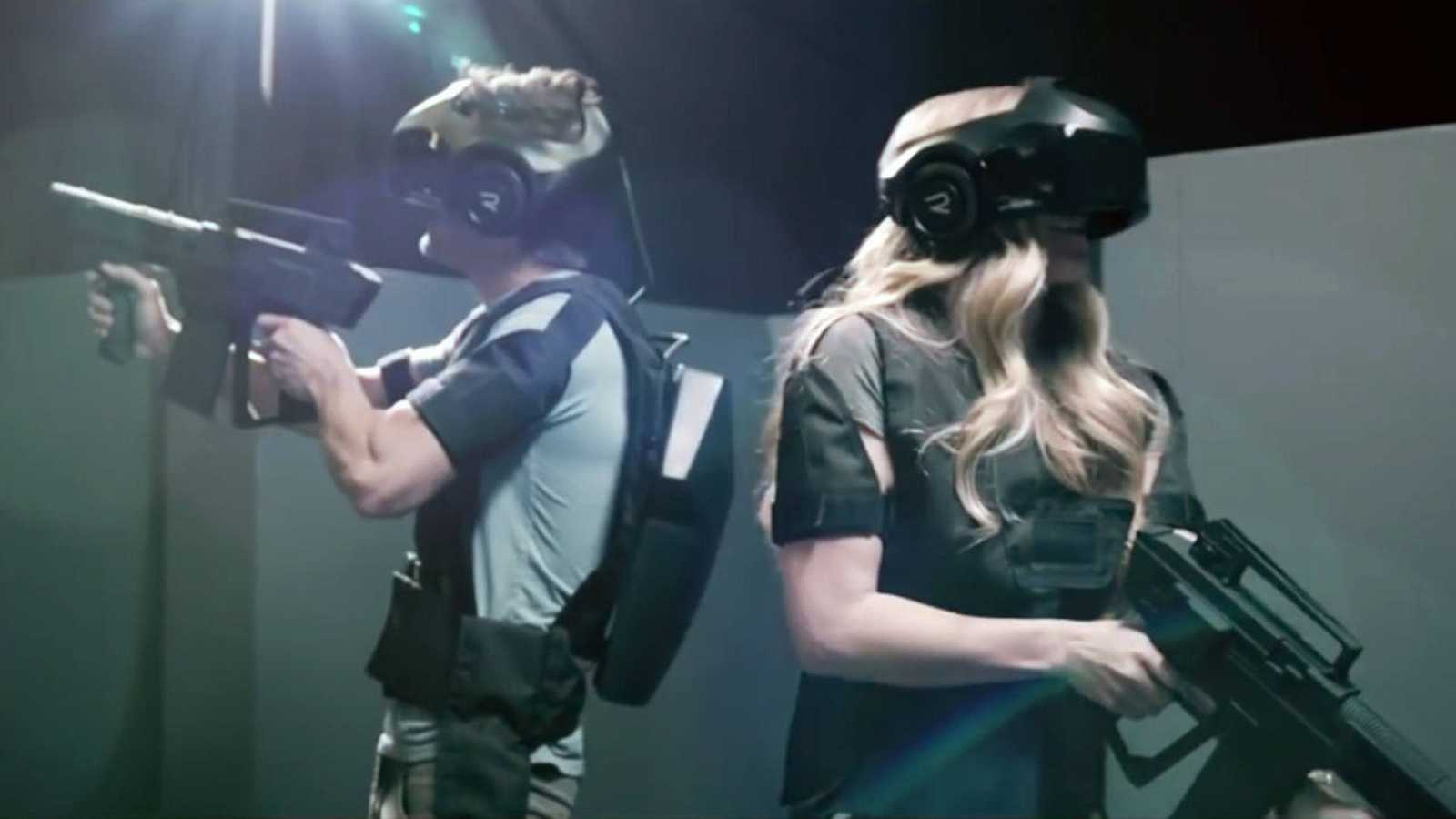Realidad Virtual Y Entretenimiento 16 | Virtual Reality And Entertainment 16