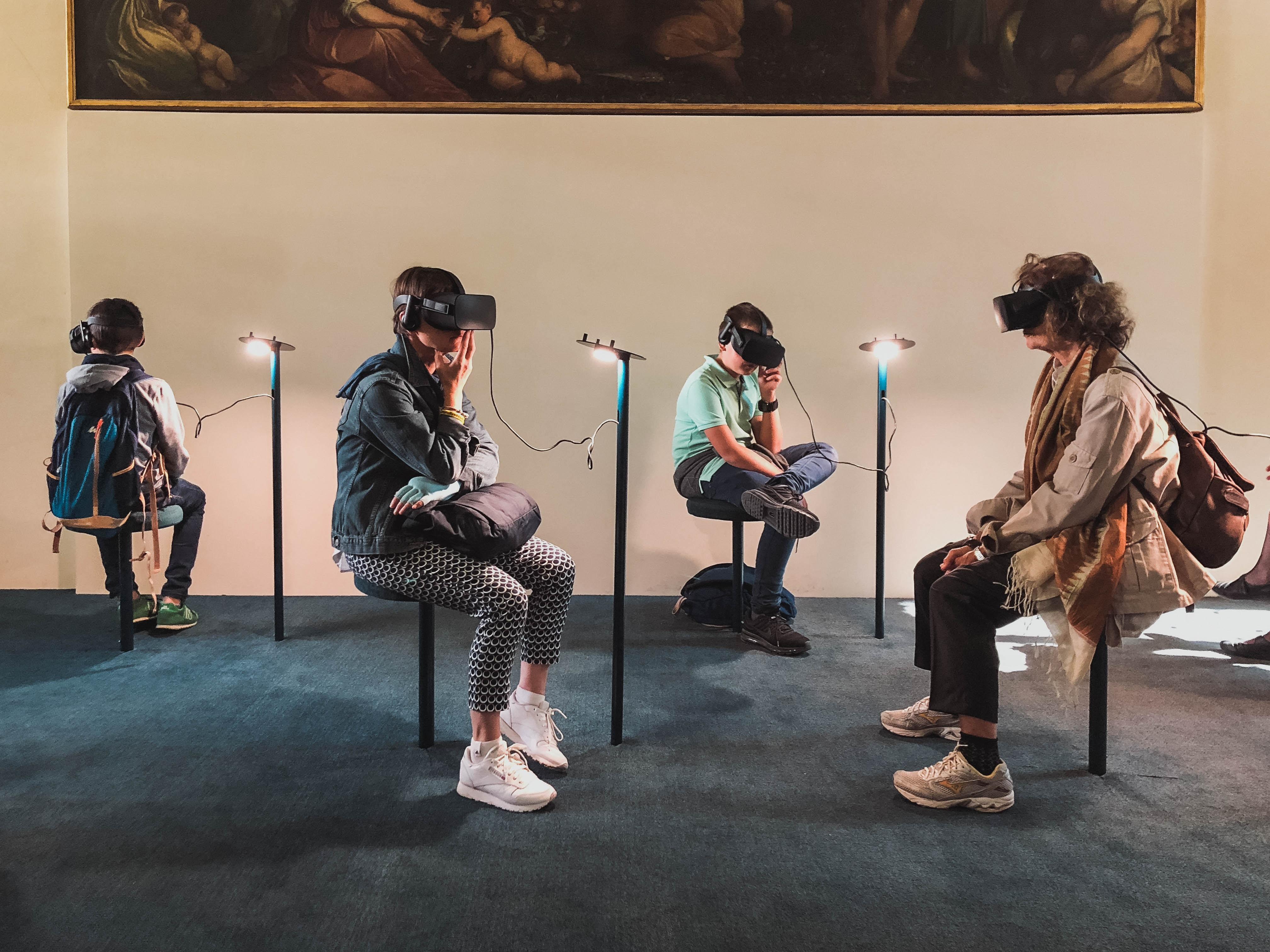 Realidad Virtual Y Entretenimiento 8 | Virtual Reality And Entertainment 8
