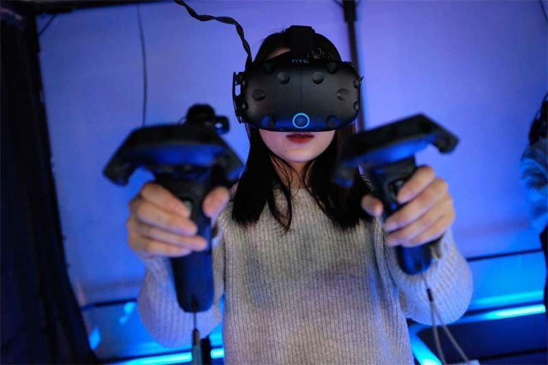 Realidad Virtual Y Entretenimiento 3 | Virtual Reality And Entertainment 3