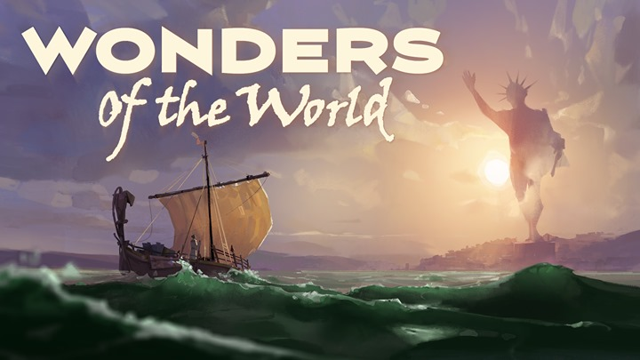 VR App: Wonders of the World