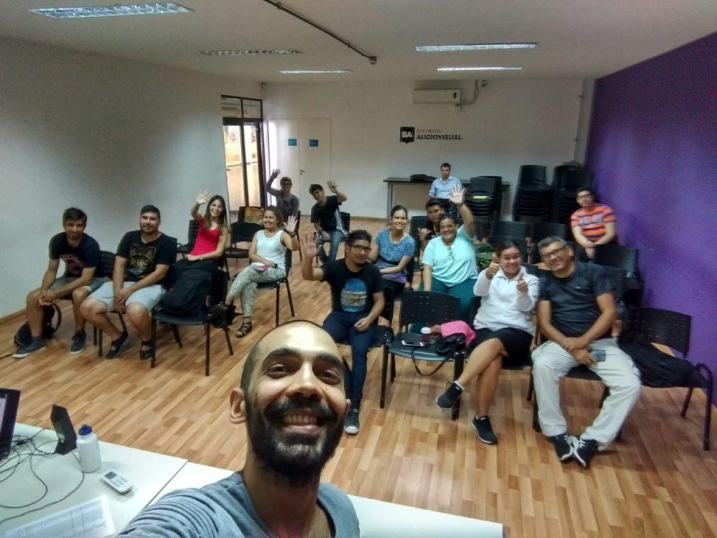 Workshops y talleres de realidad virtual