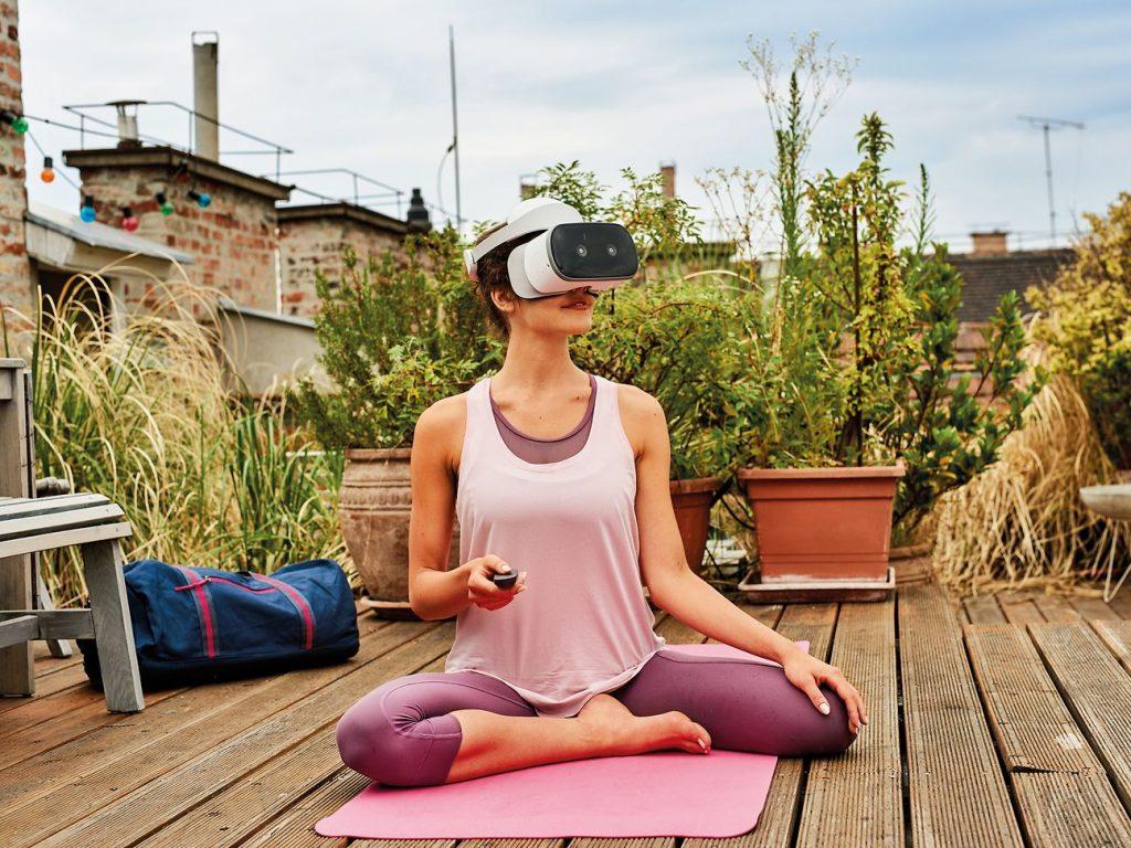 Meditación y realidad virtual