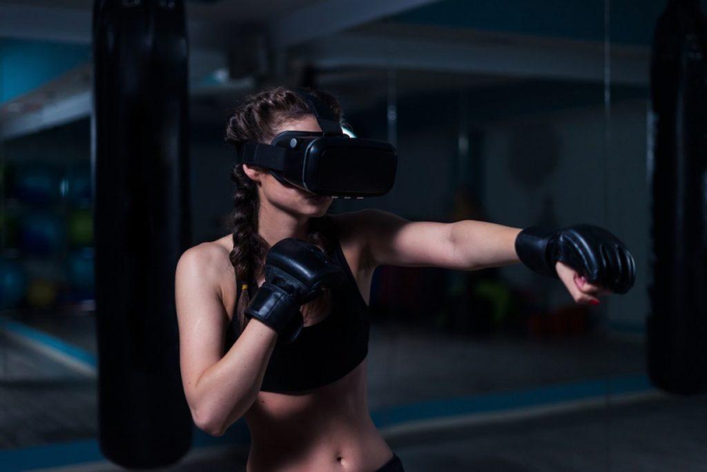 Deportes en realidad virtual