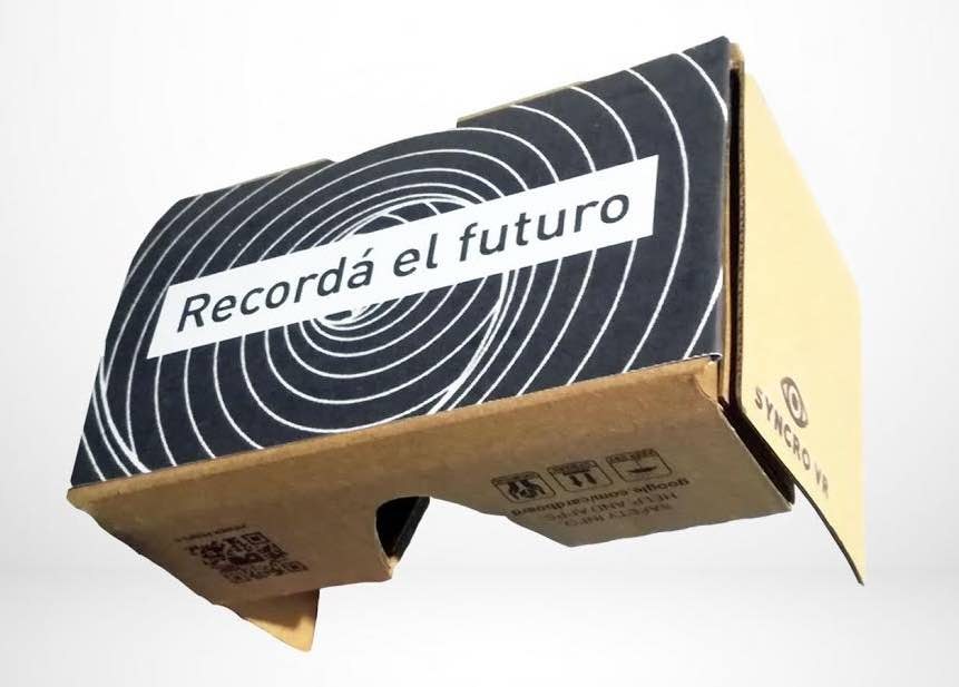Google Cardboard Argentina