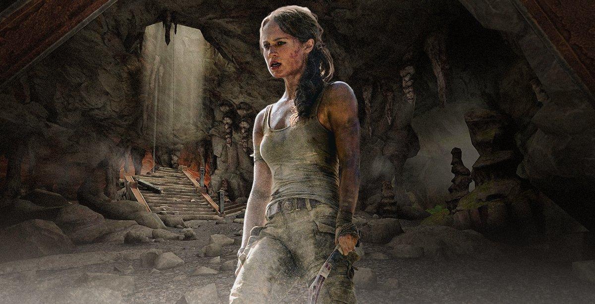VR App: Tomb Raider Lara´s escape