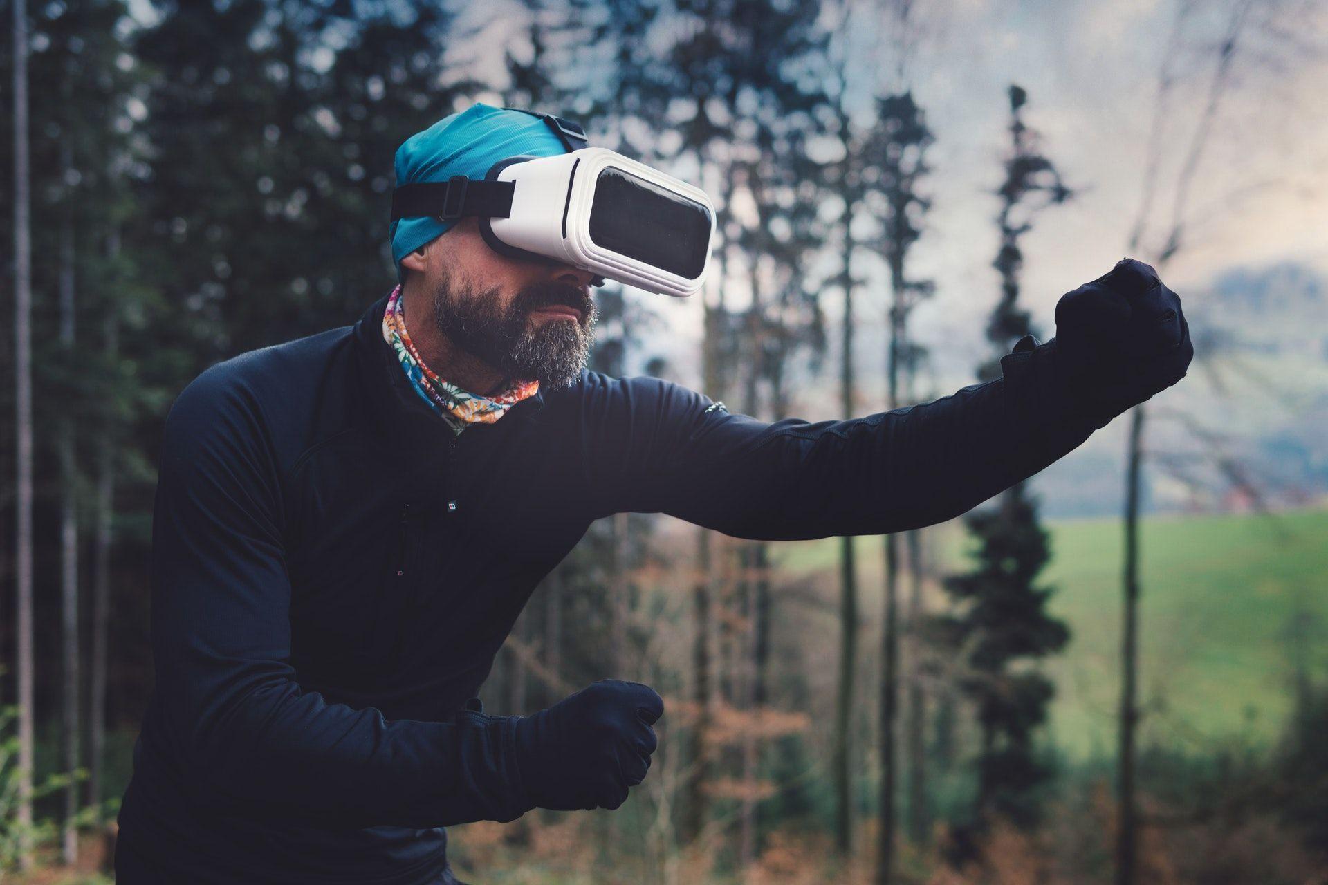 Realidad Virtual Y Sustentabilidad 1 | Virtual Reality And Sustainability 1