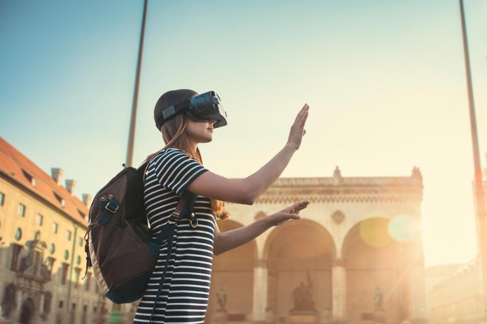 VR para viajar