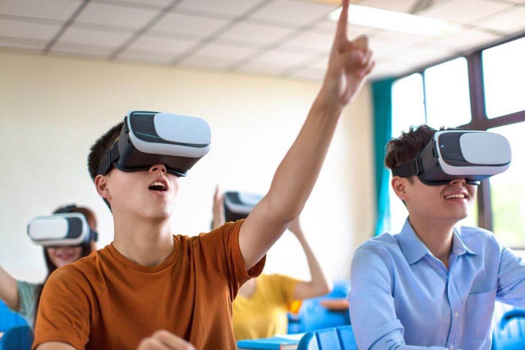 realidad virtual para sentir 2