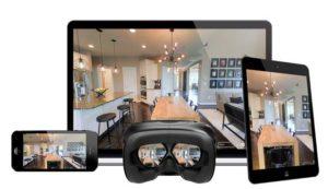 Realidad virtual para emprendimientos inmobiliarios