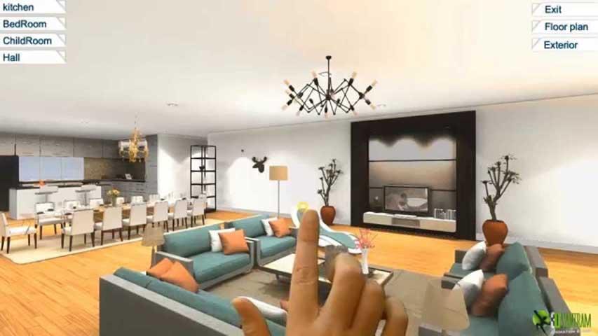 Desarrollos inmobiliarios en realidad virtual